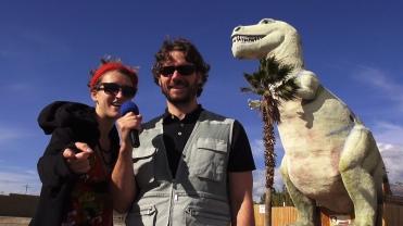 Dinosaurs Mark Linda